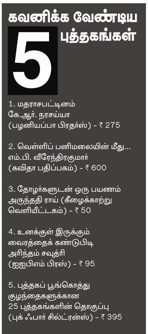 5_Books_to_be_Noted_Dinamani-7-1-11